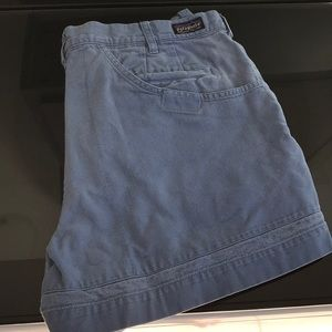Patagonia Stand Up Shorts in blue men's 36